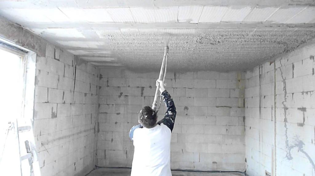 Mehanizirani stropni omet